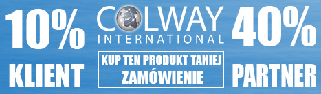 Kup ten produkt taniej - zostań Partnerem Colway International